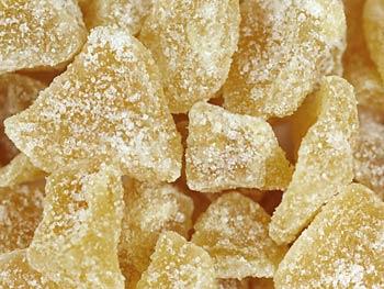 Crystallised Stem Ginger Treasure Island Sweets